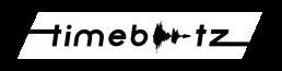 Timebeatz logo 2019 wit