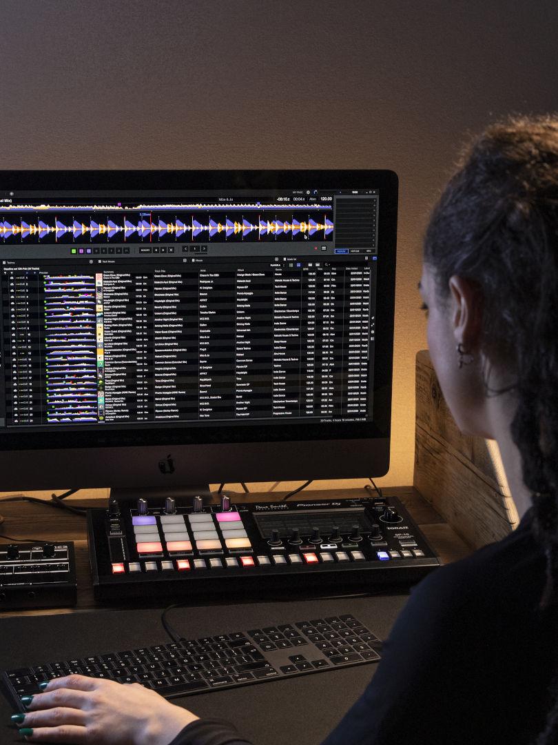 DJ Set voorbereiden